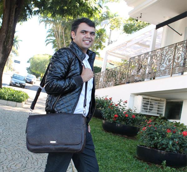 Look do dia do blogueiro Bruno Figueredo de Uberlândia Minas Gerais Brasil