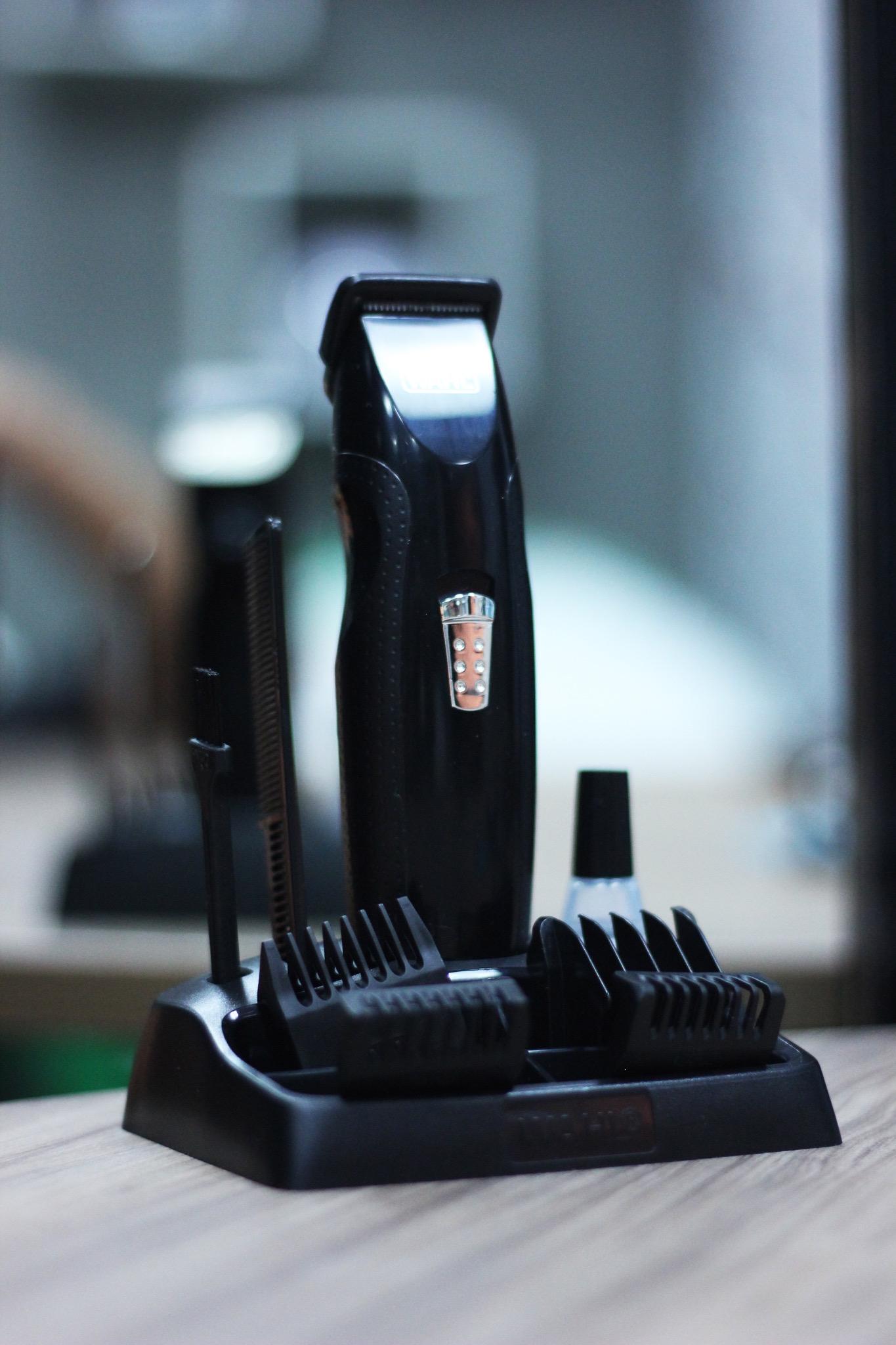 Armario Escritorio Preto ~ A melhor máquina pra fazer e aparar barba em casa Blog do Bruno Figueredo