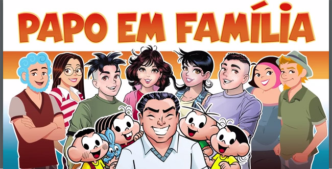 AMBEV lança Papo em Família